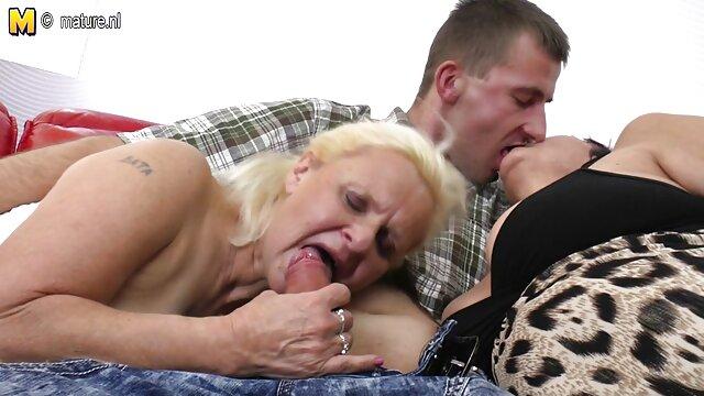Bernstein sex mit seiner oma Lukas мастурбирует, пока ей наносят тату