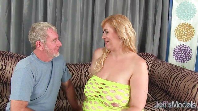 Perfekte Frau Blowjob! oma angie porn